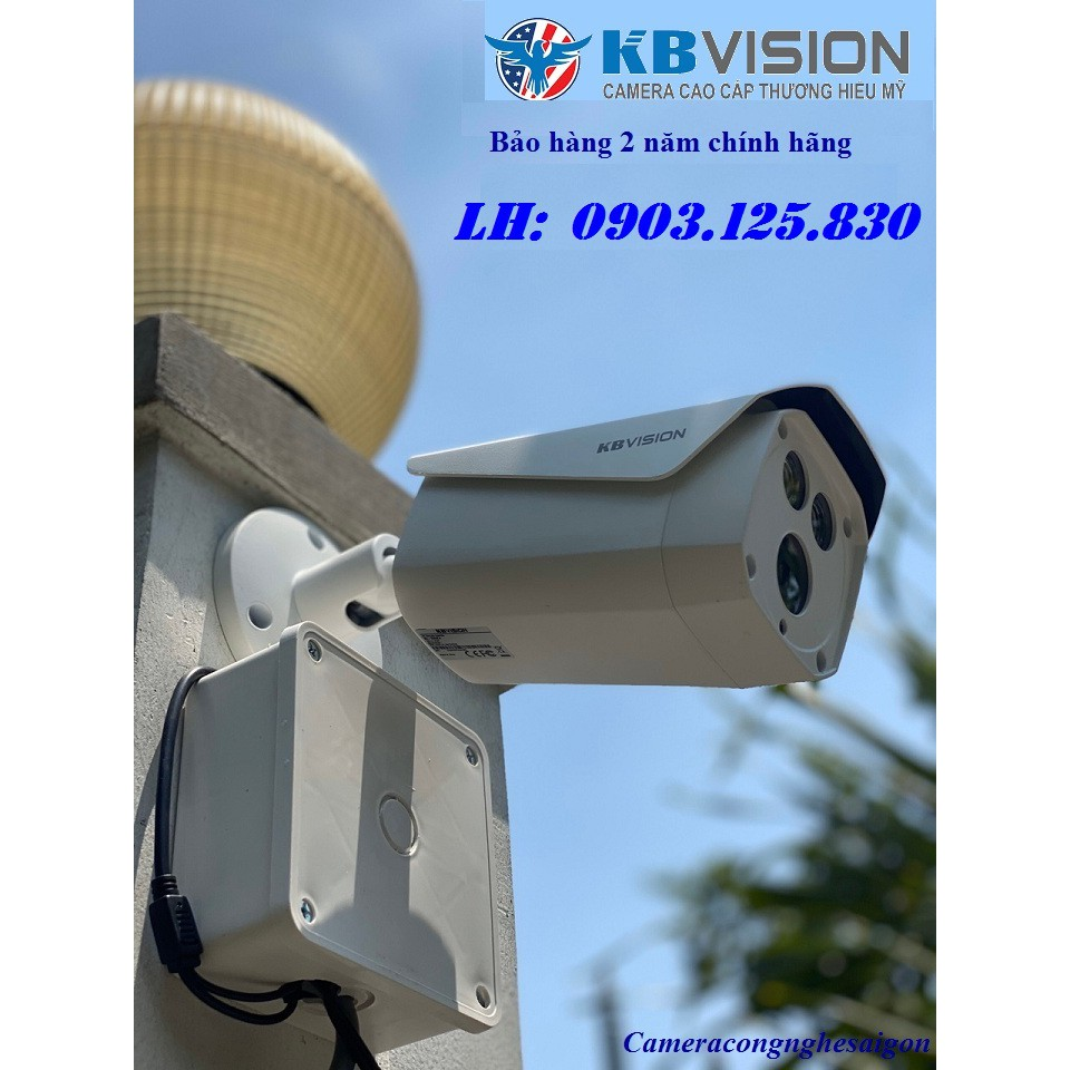 Camera an ninh 4in1 2MP KBVISION KX-C2003C4