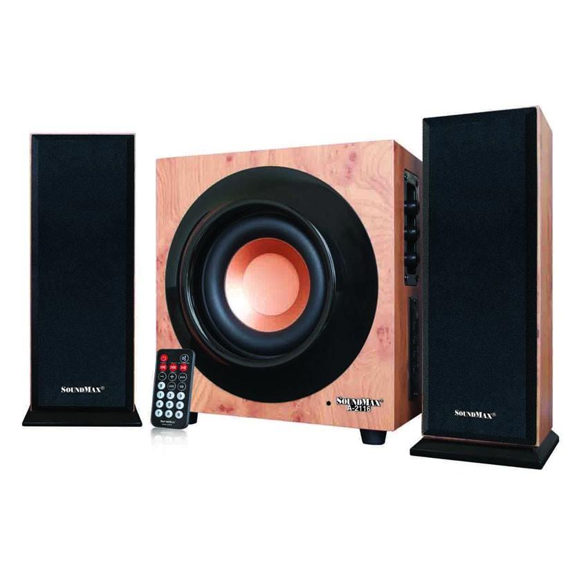 Loa Vi Tính SoundMax A-2116/2.1