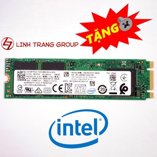 Ổ cứng SSD M.2 SATA Intel SSDSCKKF128G8 128GB - bảo hành 3 năm SD89