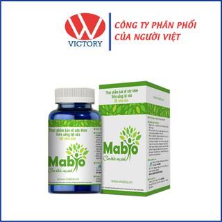 Mabio Viên uống lợi sữa - Tăng số lượng, chất lượng sữa mẹ, phục hồi sức khỏe sau sinh thumbnail