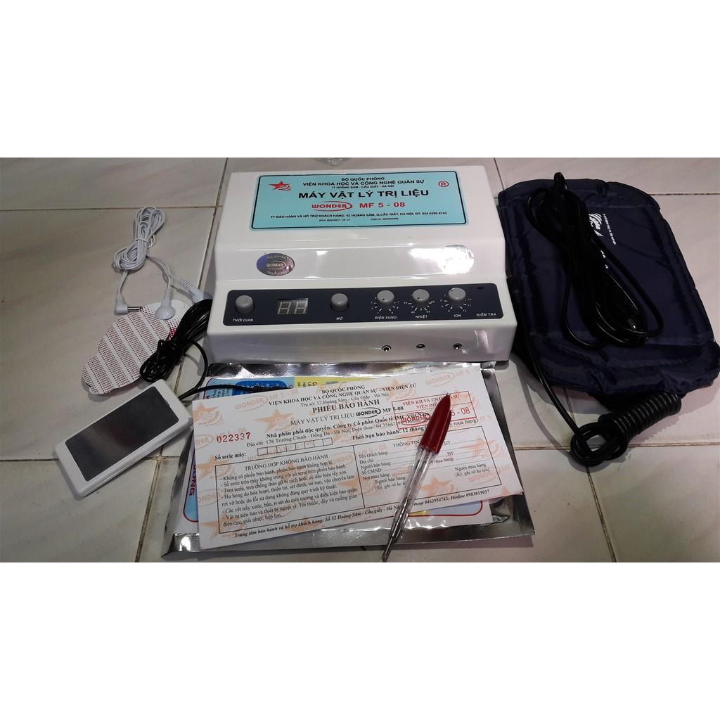 Máy vật lí trị liệu BQP Wonder MF 5-08 - BỘ QUỐC PHÒNG