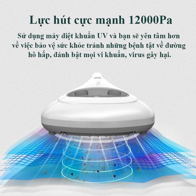 Máy hút bụi diệt khuẩn tia UV NỆM giường gối đệm SONGZHI  Máy hút bụi gia đình cao cấp Hút ẩm Khử khuẩn