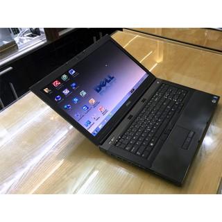 Laptop Dell Precision M4600 CPU CAO NHẤT I7-2820QM, RAM 8G SSD HOẶC HDD, MÀN HD, CHUYÊN GAME ĐỒ HỌA NẶNG