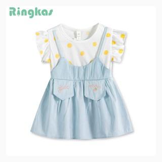 Ringkas đầm công chúa bé gái váy công chúa  váy bé gái mùa hè size cho bé gái 3 tuổi size cho bé gái 4 tuổi