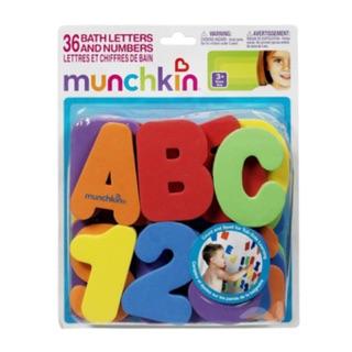 Đồ chơi Bộ chữ số bằng xốp Munchkin cho bé