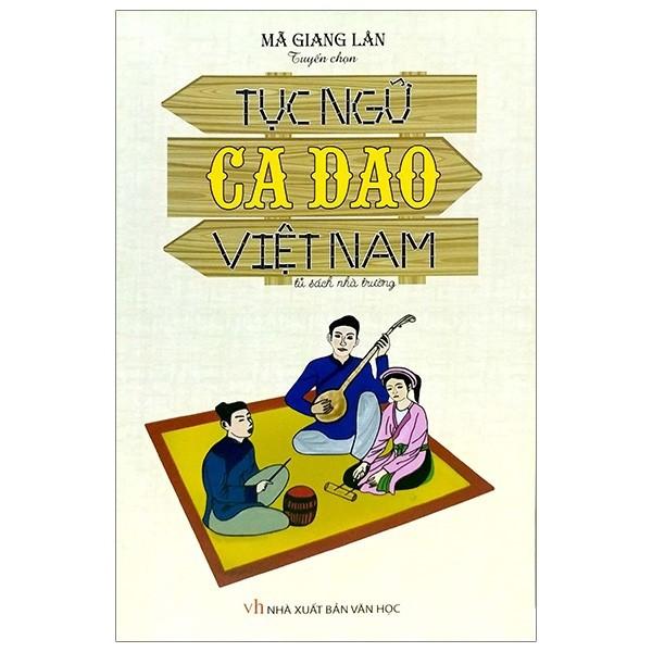 Sách - Tục Ngữ Ca Dao Việt Nam