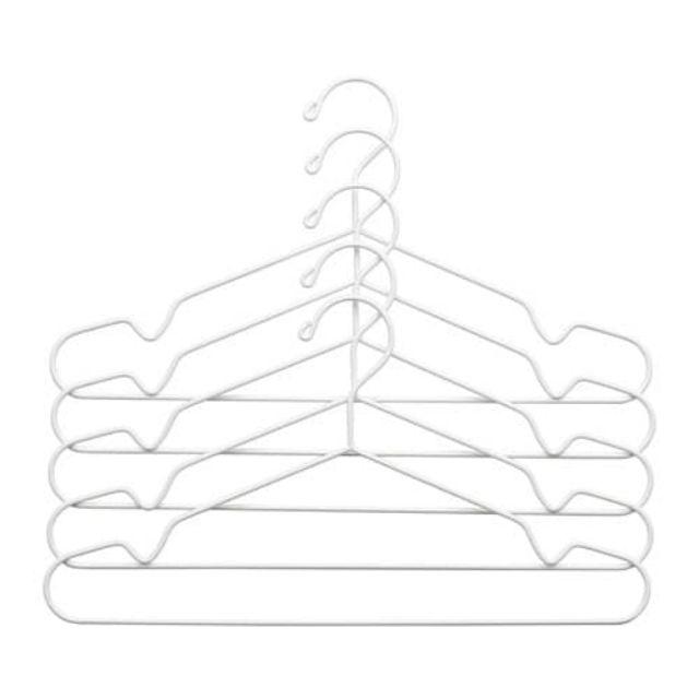 BỘ 5 MẮC TREO SẮT STAJLIG IKEA