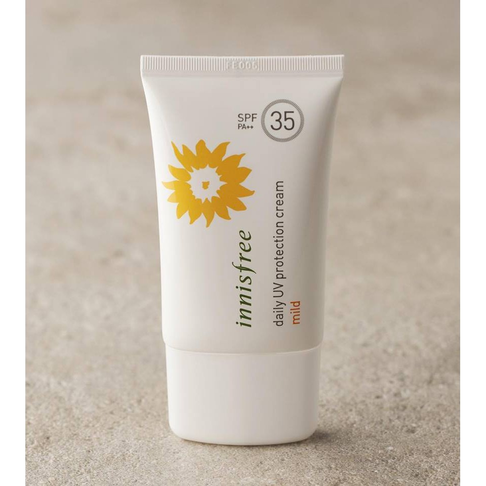 Kem Chống Nắng Innisfree Mild Daily UV Protection Cream SPF35 PA+++