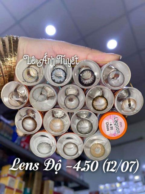 Lens độ ( -4.00 đến -4.75)