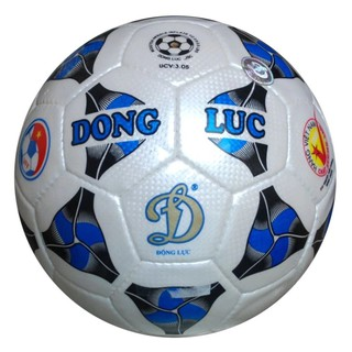 Quả bóng đá Động Lực Cơ bắp UCV 3.05 số 5 (Tiêu chuẩn thi đấu, tặng kim bơm và lưới đựng bóng).