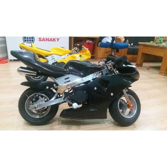 Xe moto mini 49cc (Hàng Sẵn)