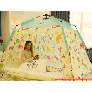 Lều ngủ Hàn Quốc