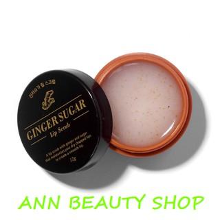 Tẩy da chết môi Aritaum Ginger Sugar Lip Scrub 12gr thumbnail
