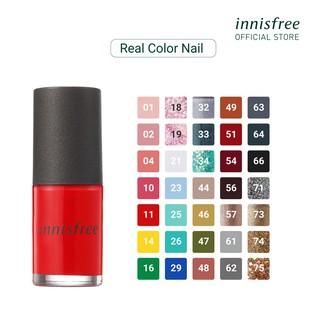 Sơn móng tay innisfree Real Color Nail 6ml [A]