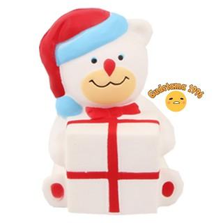 Squishy Gấu Giáng Sinh  shoprelc688 squishy