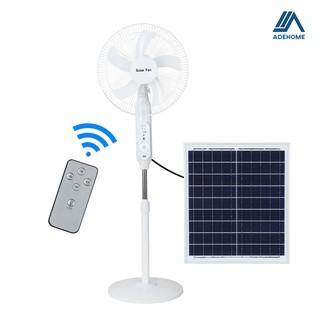 [TẶNGTẤM NLMT 20W] Quạt năng lượng mặt trời Jindian S188 tích điện tích hợp sạc USB dùng NLMT hoặc điện nguồn