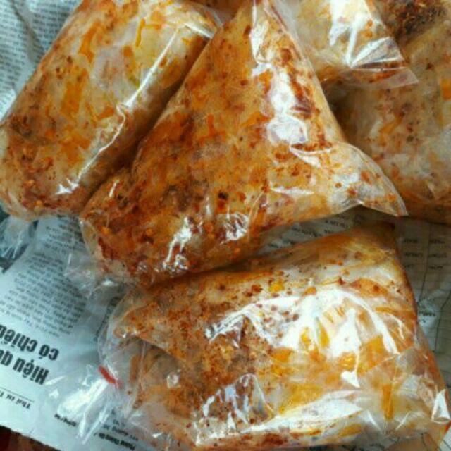 Bánh Tráng Siêu Cay TRÚC LAM Bánh Tráng Siêu Cay TRÚC LAM