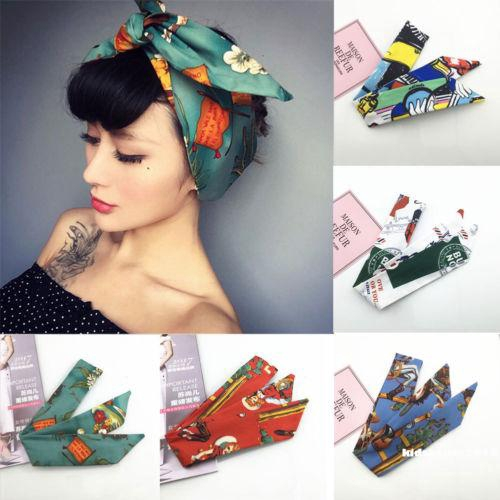 ✡KH-Newest Fashion Ladies Cross Hair Band Cloth Head Wraps Headwear Hairband
