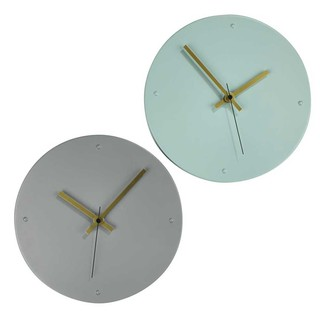 Đồng hồ trang trí JYSK Denno kim loại nhiều màu DK25x2.5cm thumbnail