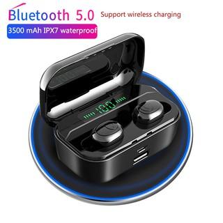Tai nghe không dây 3500 mAh TWS Bluetooth 5.0