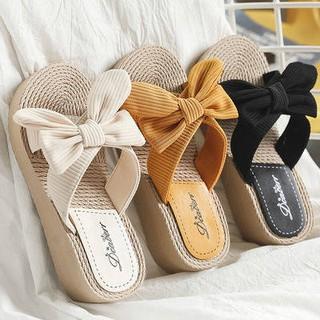 Đeo 2021 Giày mới, thời trang, hoang dã, cao gót, giày nữ và một từ bãi biển, thủy triều thumbnail