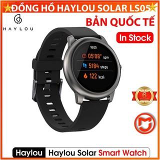 Đồng hồ thông minh Xiaomi Haylou Solar - LS05 - Phiên Bản Quốc Tế