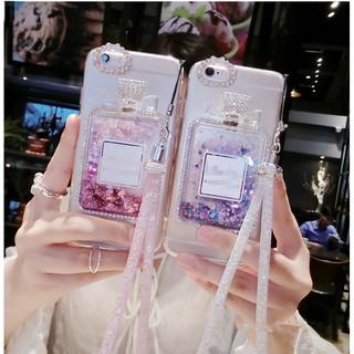 ✨iPhone Diamond Perfume Bottle Case for XR X XS Max 7 8 6 6S Plus 5 5s