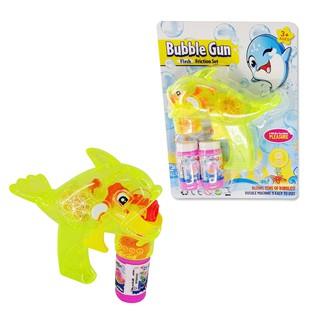 Đồ chơi cá heo thổi bong bóng nhiều màu sắc tạo cho bé sự thích thú – Giao màu ngẫu nhiên
