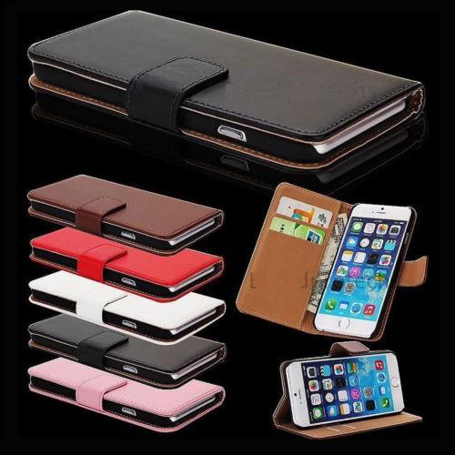 Bao da có ngăn đựng thẻ cho iPhone 5 5S 6 6S 7 8 SE 11 12 X XR XS Mini Pro Max Plus 2020