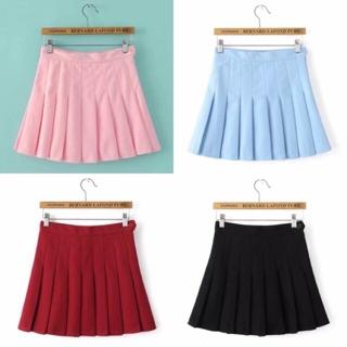 Chân váy tennis (hàng loại 1) – hình thật kéo qua nha khách iu