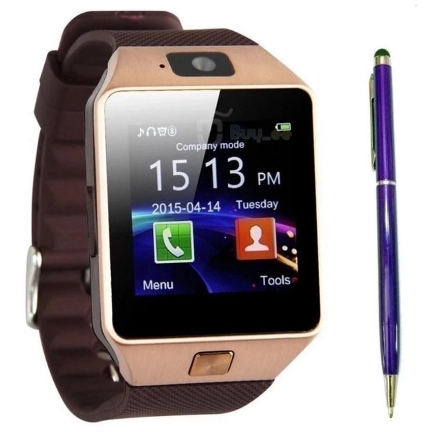 Bộ đồng hồ thông minh Smart Watch Uwatch DZ09 (Vàng) và Viết cảm ứng - 3348846 , 515327336 , 322_515327336 , 210000 , Bo-dong-ho-thong-minh-Smart-Watch-Uwatch-DZ09-Vang-va-Viet-cam-ung-322_515327336 , shopee.vn , Bộ đồng hồ thông minh Smart Watch Uwatch DZ09 (Vàng) và Viết cảm ứng
