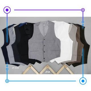 ♦️ Free ship áo gile nam công sở màu trơn tạo nên sự sang trọng cho nam giới ♦️