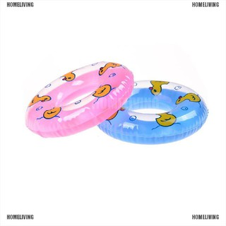 【Homeliving】1 Pc Swimming Buoy Lifebelt Ring For 1/6 Doll Accessories For dolls