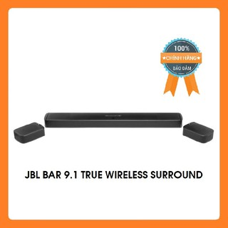 Loa Soundbar JBL Bar 9.1 True Wireless Surround CHÍNH HÃNG BH 12 tháng