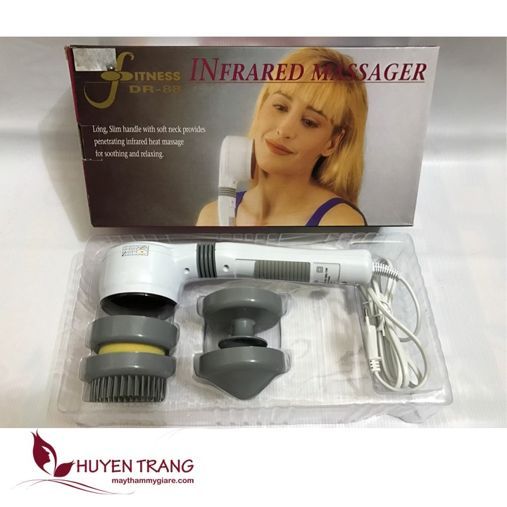 Máy Massage Rung Hồng Ngoại DR88