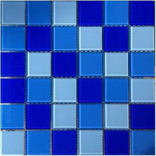 Gạch Mosaic thuỷ tinh – trang trí ốp lát bể bơi – phòng tắm…