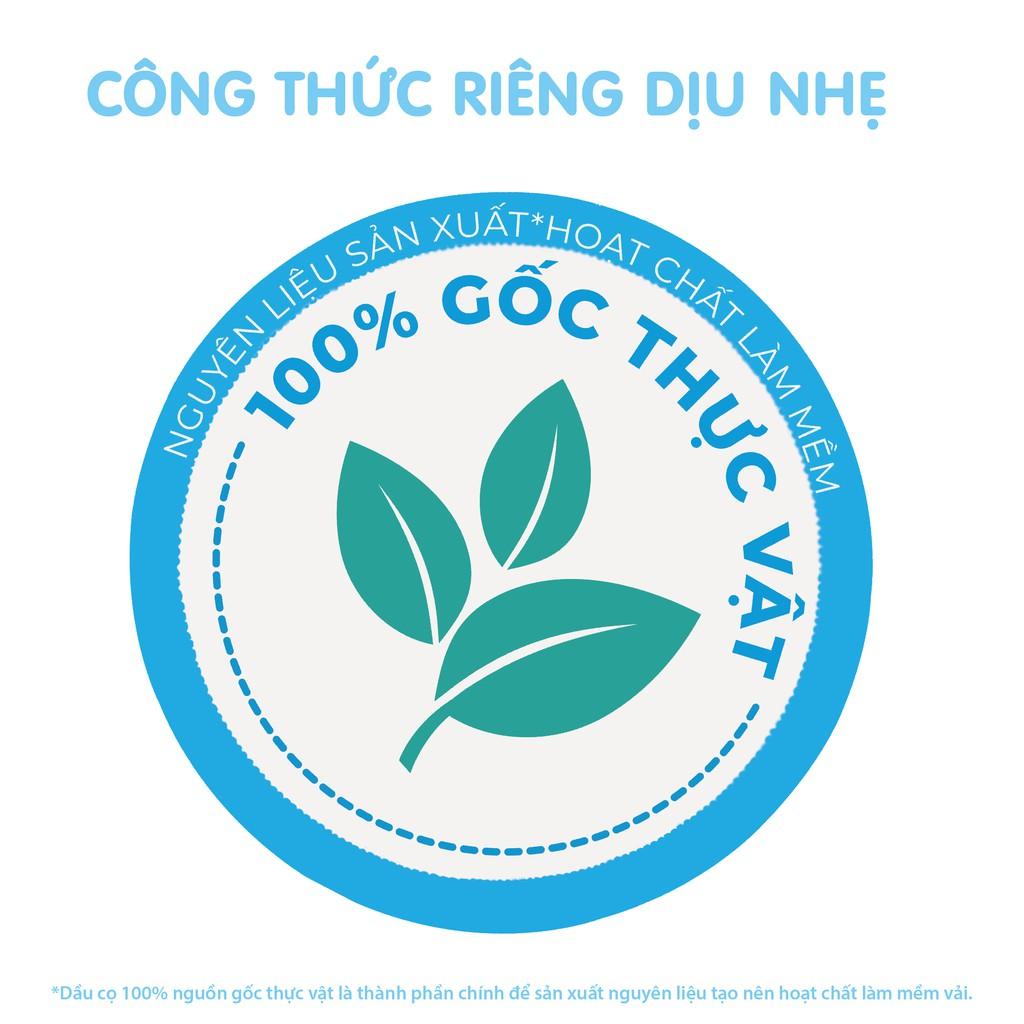 Nước xả vải Comfort Cho Da Nhạy Cảm Túi 3.2L