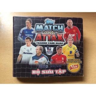 [ HÀNG CỰC HIẾM ]❗️Album Premier League 2011/12
