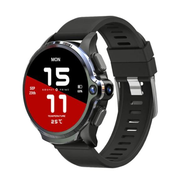 Kospet Prime – Đồng hồ thông minh kết nối 4G, Camera kép, Ram 3G Rom 32G