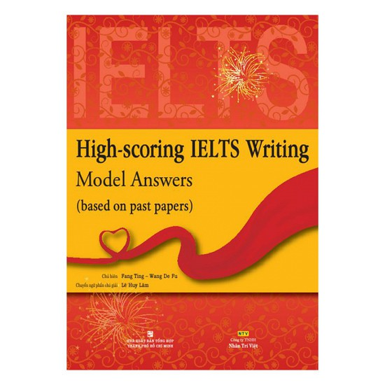 sách-High-Scoring IELTS Writing Model Answers