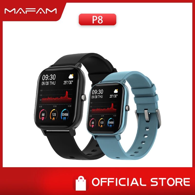 Đồng hồ thông minh Colmi P8 1.4 inch hỗ trợ theo dõi sức khỏe/tiếng Việt