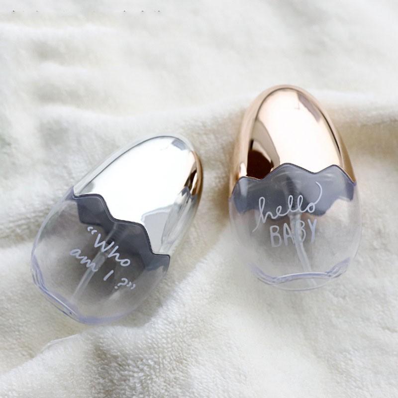 Chai Xịt Phun Sương 45ml Hình Quả Trứng   Chai chiết nước hoa   Chai chiết mỹ phẩm   Lọ xịt phun sương
