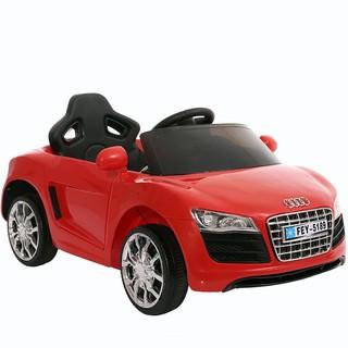 Ô tô xe điện đồ chơi AUDI FEY-5189 vận động, cho bé tự lái và remote 6V/4.5AH