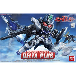 Mô hình lắp ráp – SD Gundam BB Senshi DELTA PLUS