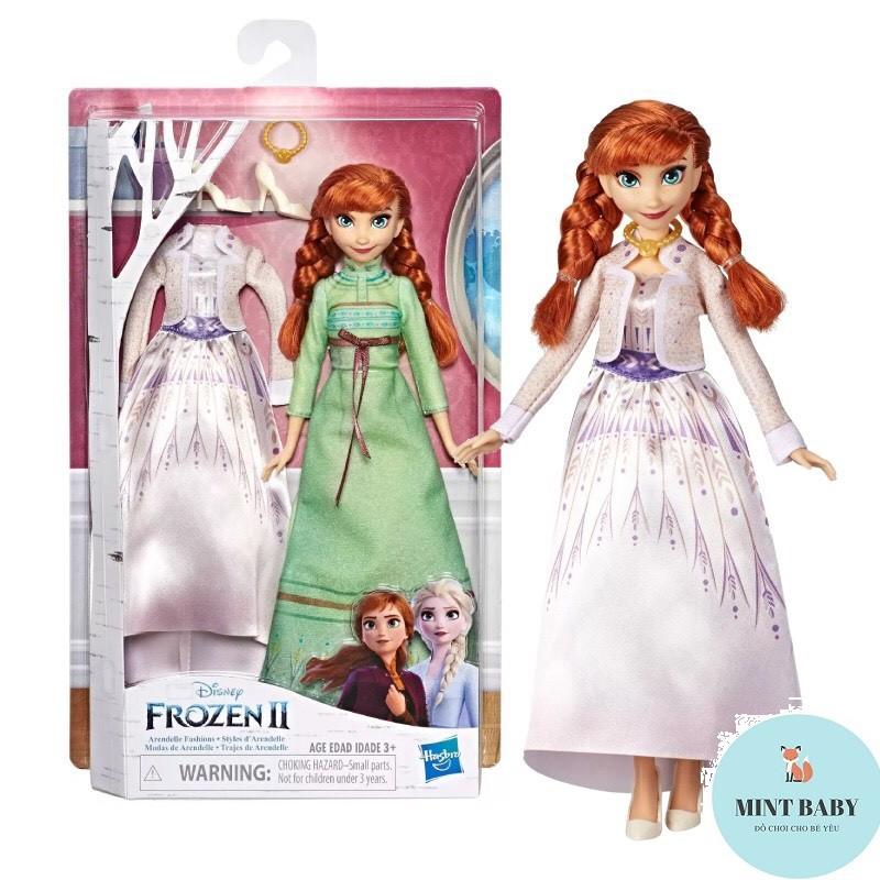 Đồ chơi búp bê thời trang công chúa Anna E6908
