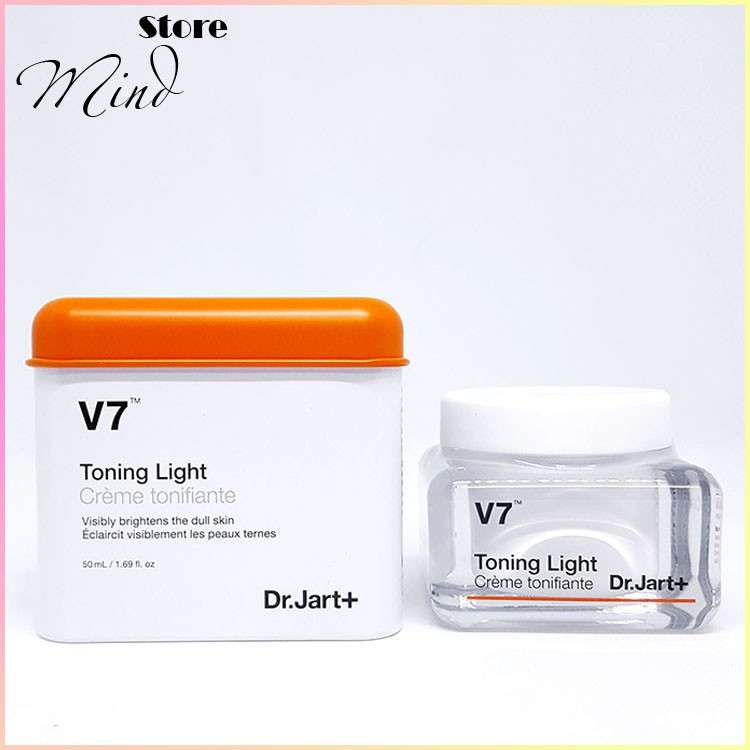 Kem V7 Toning Light Dr.Jart+