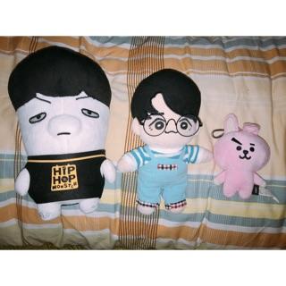Doll Cooky hiphop monster BTS