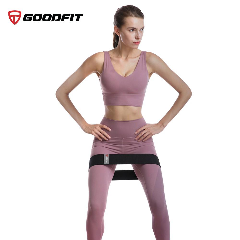 [Mã FAMAYMA giảm 10K đơn 50K] Dây mini band kháng lực tập gym, tập mông GoodFit GF912MB