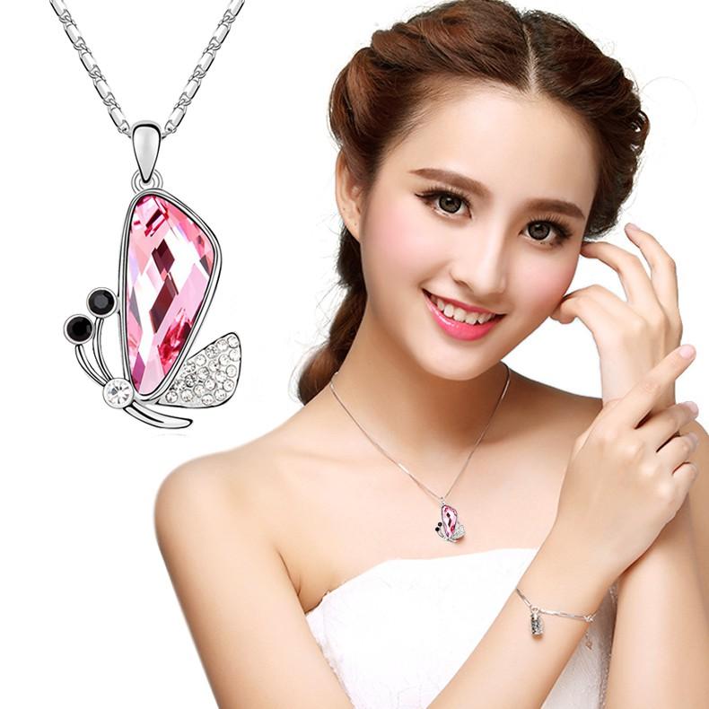 TẶNG HỘP ĐỰNG TRANG SỨC dây chuyền pha lê cánh bướm lớn thời trang Hàn Quốc QCN10687 - 2856201 , 78030346 , 322_78030346 , 328000 , TANG-HOP-DUNG-TRANG-SUC-day-chuyen-pha-le-canh-buom-lon-thoi-trang-Han-Quoc-QCN10687-322_78030346 , shopee.vn , TẶNG HỘP ĐỰNG TRANG SỨC dây chuyền pha lê cánh bướm lớn thời trang Hàn Quốc QCN10687