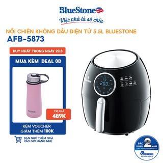 Nồi chiên không dầu điện tử 5.5L BlueStone AFB-5873